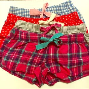 Pajama Shorts Bundle